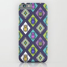 Scarabs Quilt Slim Case iPhone 6s