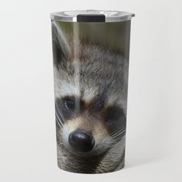 Lovely Raccoon Travel Mug