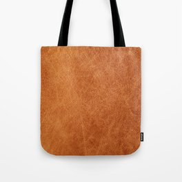 N91 - HQ Original Moroccan Camel Leather Texture Photography Tote Bag
