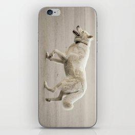Whitey iPhone Skin
