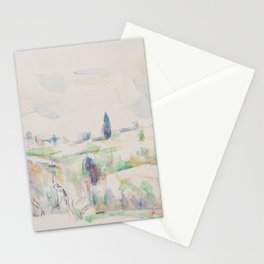 Landscape in Provence Stationery Cards