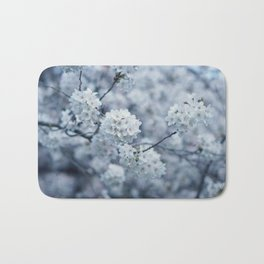 Flower Photography by MissMushroom Bath Mat
