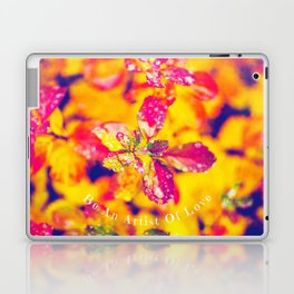 Artist of Love-Original Laptop & iPad Skin