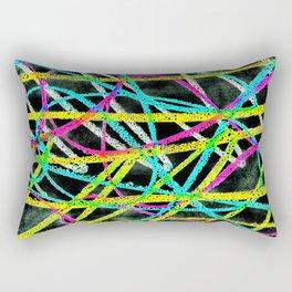 Make Your Mark Rectangular Pillow