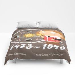 Nicolaus Copernicus Comforters