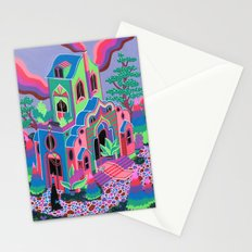 Wizard's House Stationery Cards