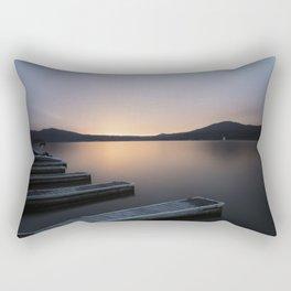 Casted Light Rectangular Pillow