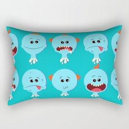 Mr. Meeseeks! Rectangular Pillow