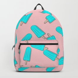 CUTE SUMMER PASTEL ICE CREAM PATTERN Backpack
