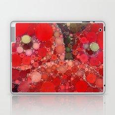 Red Poppies Laptop & iPad Skin