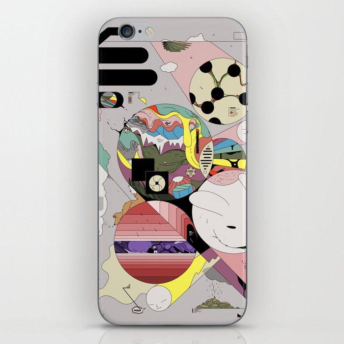Spiteful Happy iPhone Skin