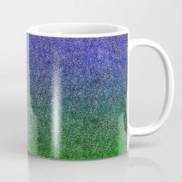 Nightfall Forest Glitter Gradient Coffee Mug