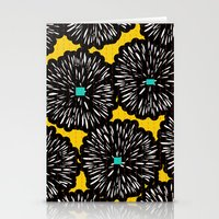 indigo Stationery Cards featuring Indigo by Simi Design