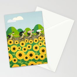 Le Tour I Stationery Cards