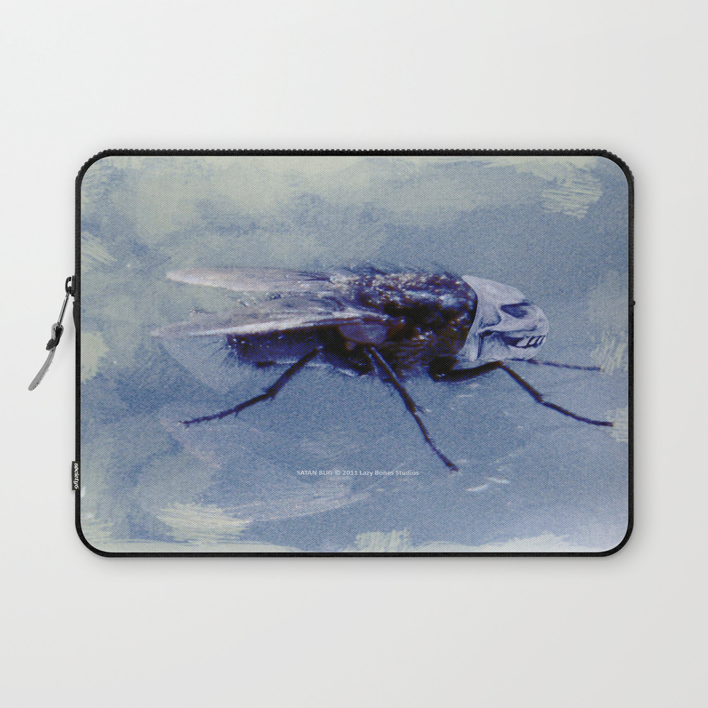 Satan Bug 005 Laptop Sleeve LSV813158