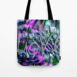 Liquid Love by Artist McKenzie Tote Bag