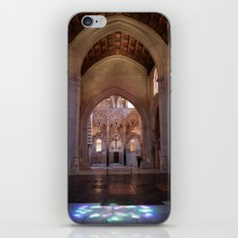 Conjoined Faiths 2 (Mosque-Cathedral of Cordoba) iPhone Skin