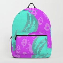 Pomegranate Party Backpack