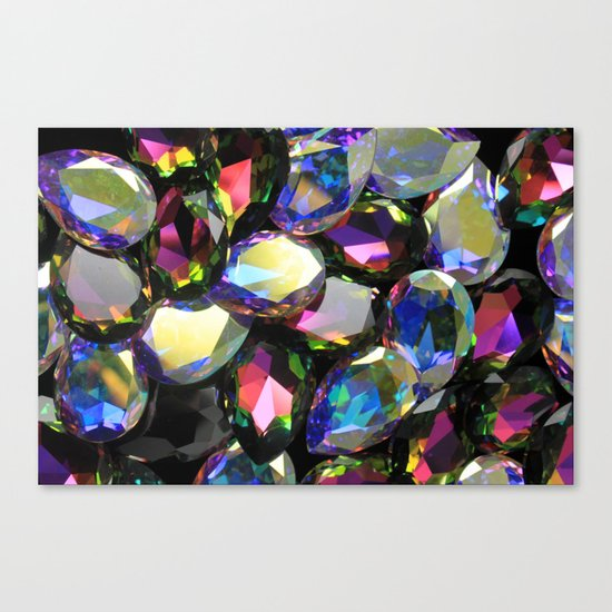 Out of Line Canvas Print