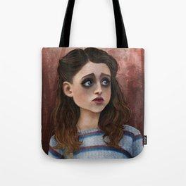 Nancy - Stranger Things Fan Art Tote Bag