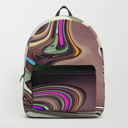 Facing the Blob Backpack