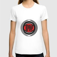 hip hop T-shirts featuring HIP HOP  by Robleedesigns