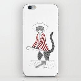 Dancing Bix iPhone Skin