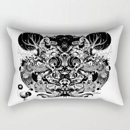Scorn Pourer Rectangular Pillow