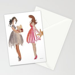 The Gift of Friendship Stationery Cards