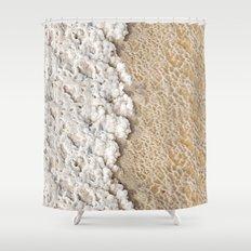 Dead sea  Shower Curtain