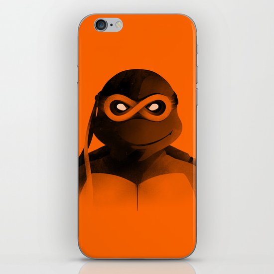 Michelangelo Forever iPhone & iPod Skin