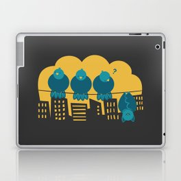 Three plus one Laptop & iPad Skin