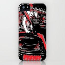 LIFE / no 3 iPhone Case