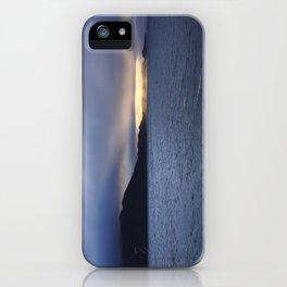 Last Light iPhone Case