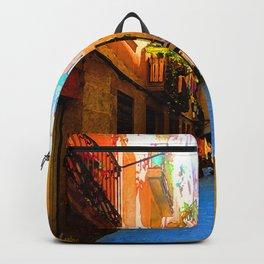 Barcelona Alley, #1 Backpack