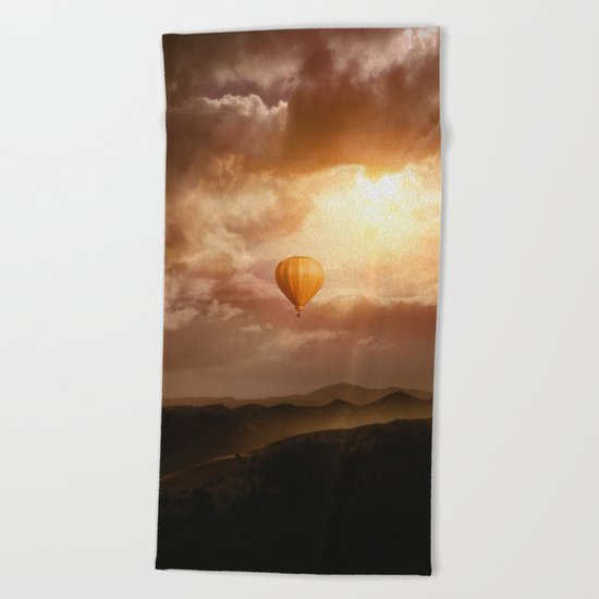 Hope, from the Sun II Beach Towel