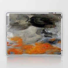 empty hurricane fires Laptop & iPad Skin