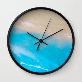 Manyana Wall Clock