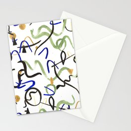 Miro fog Stationery Cards