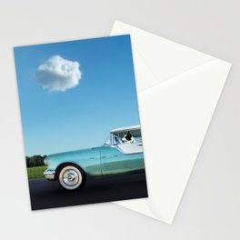 Border Collie Road Trip Stationery Cards