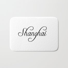 Shanghai Bath Mat