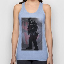 Chewbacca Antifa Allianz Unisex Tank Top