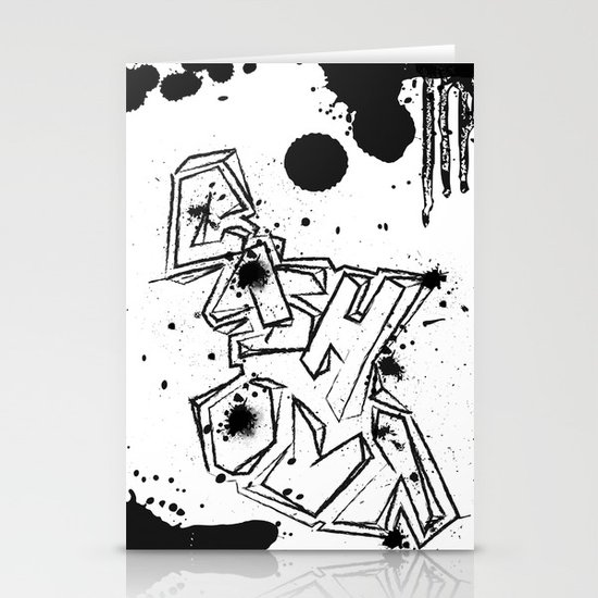 Cash Out Stationery Cards