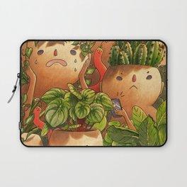 Plant-minded Laptop Sleeve