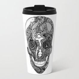 Death of the Oceans Travel Mug