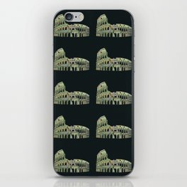 Colosseum Collage iPhone Skin