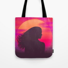 Morning View Tote Bag