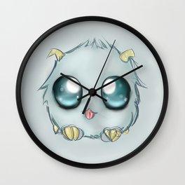 Poro Snax! Wall Clock