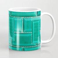 architecture Mugs featuring ARCHITECTURE by BIGEHIBI