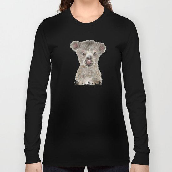 little koala Long Sleeve T-shirt